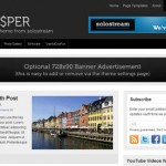 New WordPress Theme: WP-Prosper