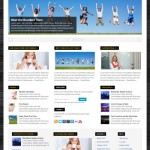 WP-Ellie 2.0 Premium WordPress Theme Now Available
