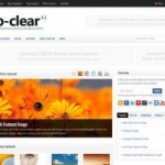 WP-Clear 3.1 Premium WordPress Theme Now Available (Plus Upgrade Guidance)
