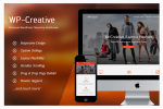 Meet WP-Creative – a New WordPress Premium Theme!